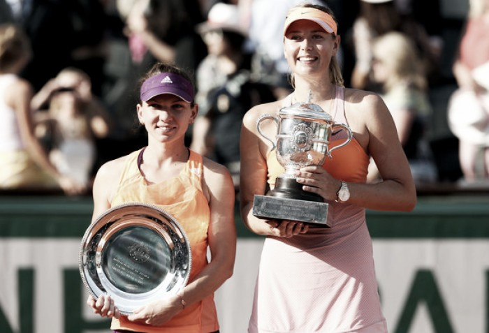 US Open first round preview: Maria Sharapova vs Simona Halep