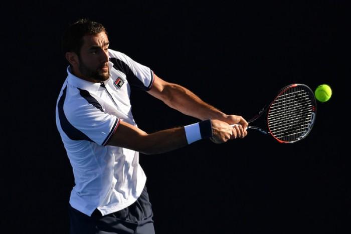 ATP - A Montpellier, Napolitano insegue il tabellone principale. Cilic prima testa di serie