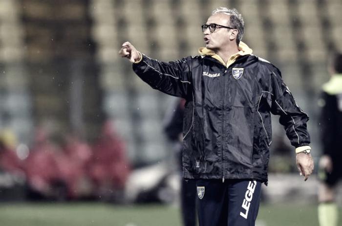 Serie B - Frosinone ad un bivio, Marino chiede serenità e sostegno