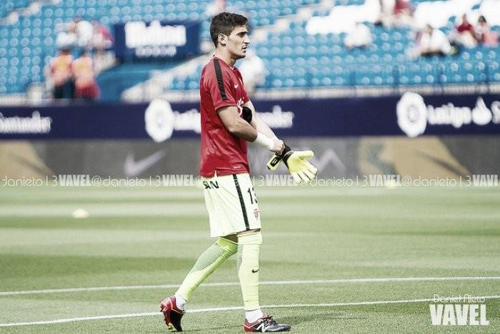 Diego Mariño, renovado hasta 2022