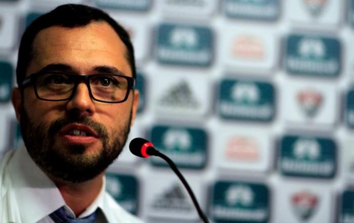 """Mário Bittencourt se diz preparado para ser presidente: """"Conheço cada canto do clube"""""""