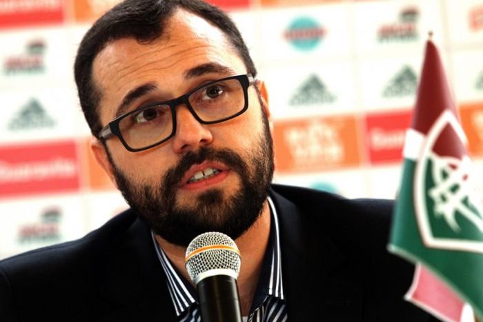 Com apoio de Parreira, Mário Bittencourt quer profissionalizar futebol do Fluminense