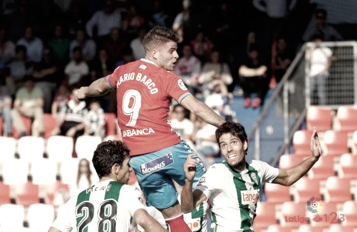 Mario Barco, alternativa de garantía para la delantera