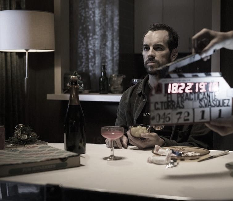 """Mario Casas protagoniza """"El Practicante"""""""
