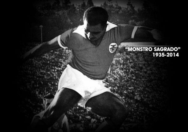 Mário Coluna: mais um ídolo do Benfica que se vai em 2014