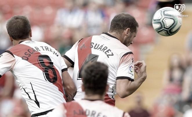 Primer gol de Mario Suárez esta temporada