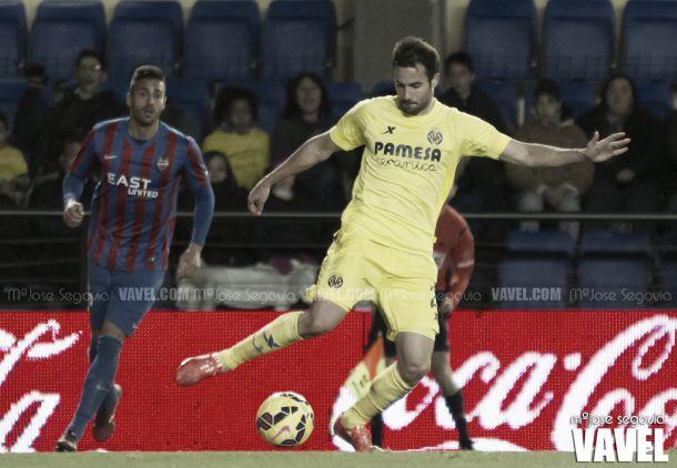 """Mario Gaspar: """"Es ungrupo estupendo y un orgullo formar parte del Villarreal"""""""