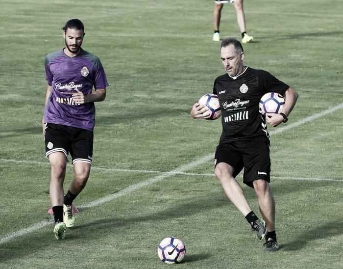 Mario Gómez deja el Real Valladolid Promesas y apunta al Recreativo
