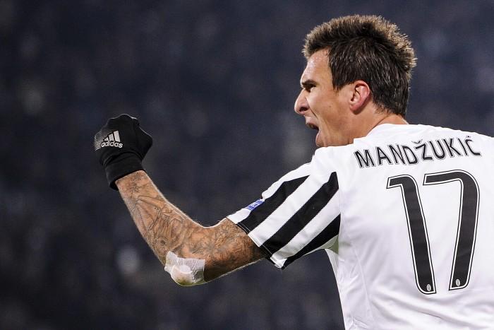 Palermo - Juventus: fuori Chiellini e Dybala, giocano Rugani e Mandzukic