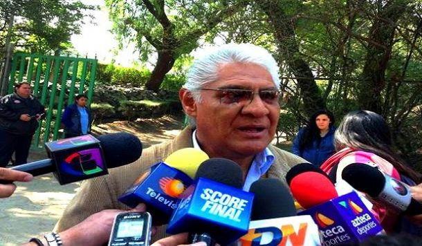 """Mario Trejo: """"Hugo Sánchez no está en planes de Pumas"""""""