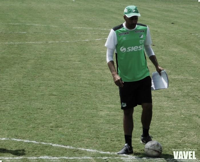 Números de Mario Yepes como estratega del Deportivo Cali