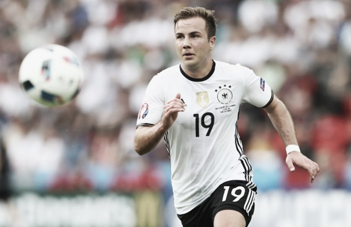 Liverpool end interest in Bayern Munich forward Mario Götze