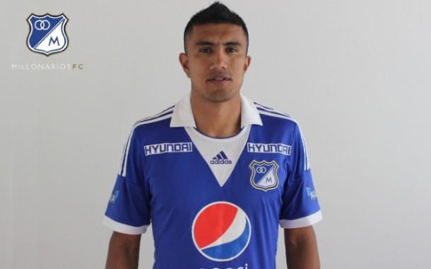Mario González es nuevo jugador de Millonarios