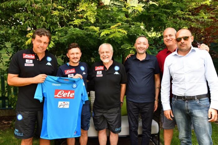"""Napoli, Mario Rui: """"Mi ha colpito la convinzione del gruppo, possiamo giocarci lo scudetto"""""""