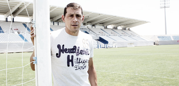 Mario Soria Amor se despide del CD Leganés