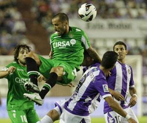 Valladolid- Betis: puntuaciones del Betis, jornada 4