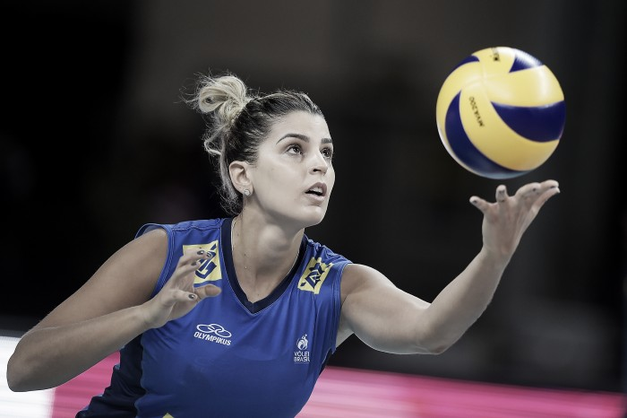 Zé Roberto corta Mari Paraíba e Naiane da seleção femina de vôlei