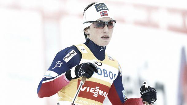 Sci di Fondo, a Lillehammer sprint a Bjoergen e Golberg