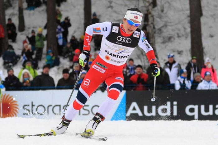 Lahti 2017 - Sci di fondo: Skiathlon femminile, la legge di Bjoergen