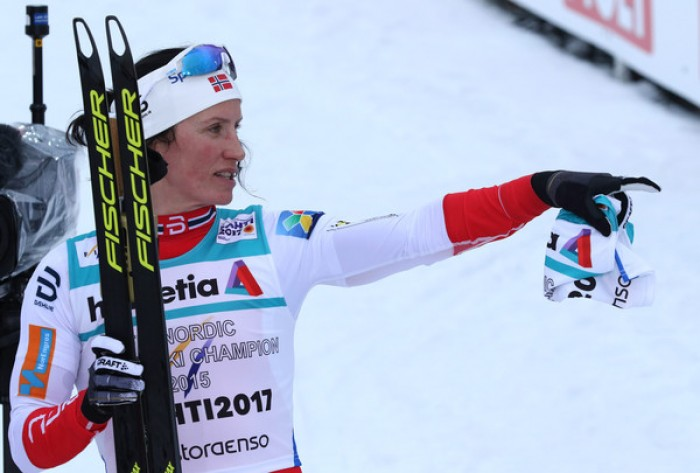 Lahti 2017 - 30km femminile: tutte a caccia di Bjoergen