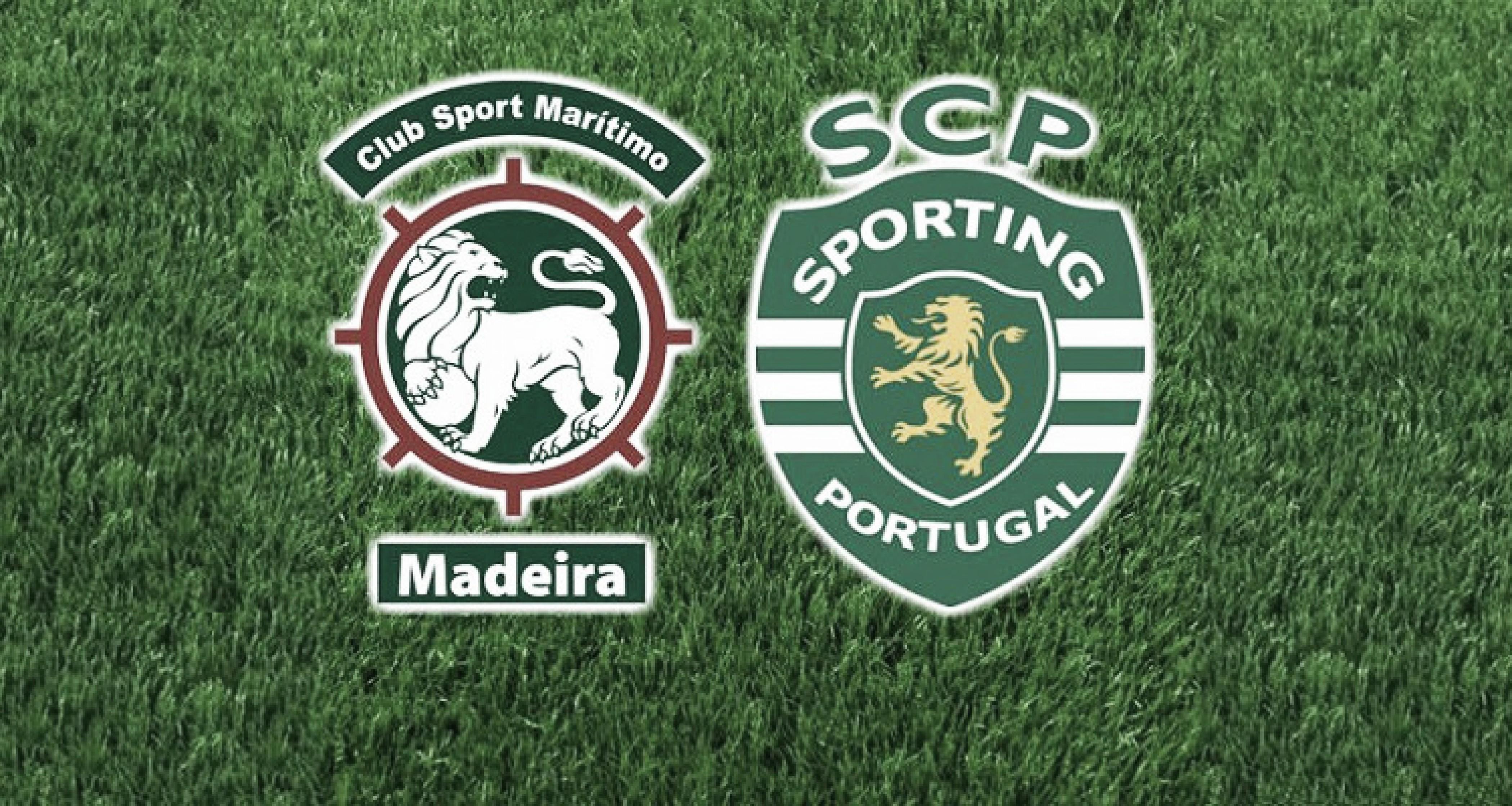 Taça da Liga: Sporting X Marítimo