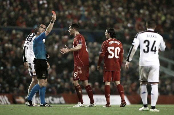 Lazar Markovic awaits UEFA ban decision