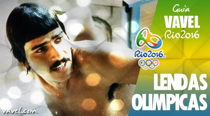 Lendas Olímpicas:Mark Spitz, o homem deouro em Munique