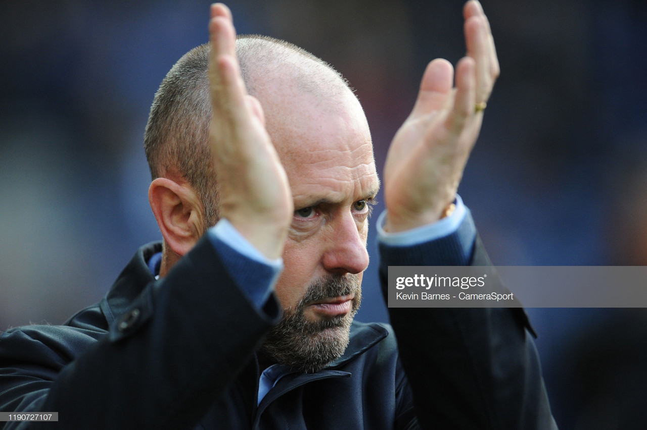 Mark Bowen praises Reading's resilience to comeback from a deficit against Nottingham Forest