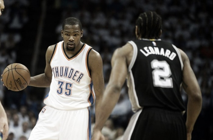Kevin Durant's silent greatness