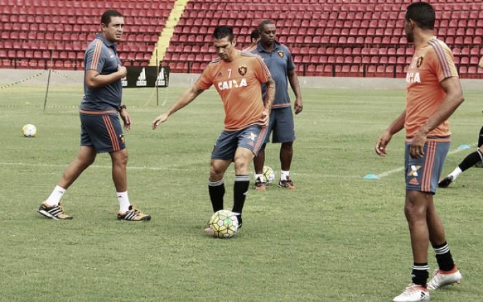Mark González volta a ser vetado e desfalca Sport no jogo contra Ponte Preta