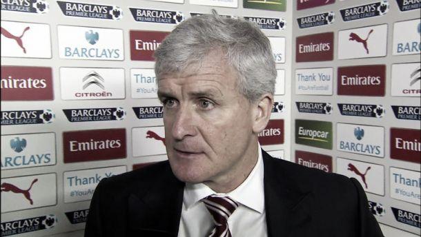 """Mark Hughes: """"Tuvimos oportunidades suficientes para habernos llevado los tres puntos"""""""