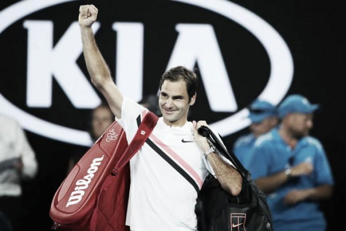 Australian Open: Roger Federer reaches 30th Grand Slam final