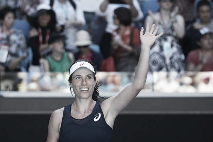 2018 Australian Open player profile: Johanna Konta