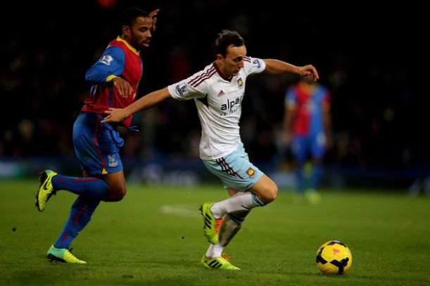 Crystal Palace - West Ham United: duelo para estrenar el casillero
