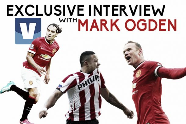 Exclusive Interview: Mark Ogden on Manchester United