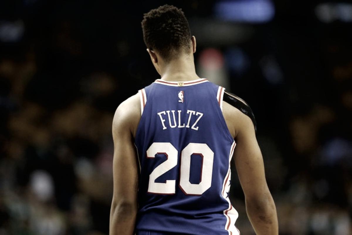 Markelle Fultz: historia de una lesión