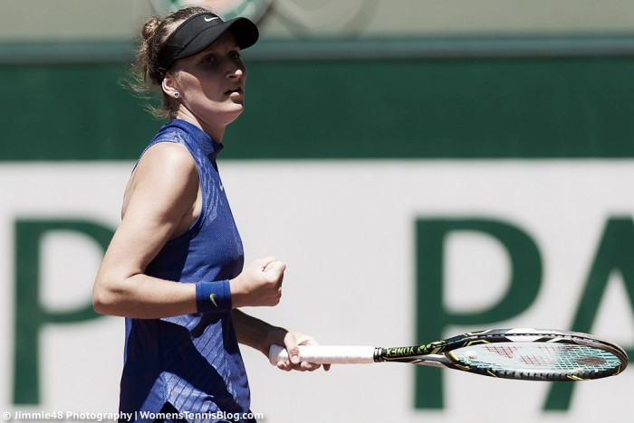 French Open: Czech qualifier Marketa Vondrousova continues to impress, drops just one game in Grand Slam main draw début