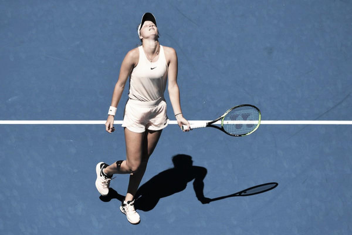 WTA Indian Wells: Marketa Vondrousova breezes past Aryna Sabalenka in one-sided affair