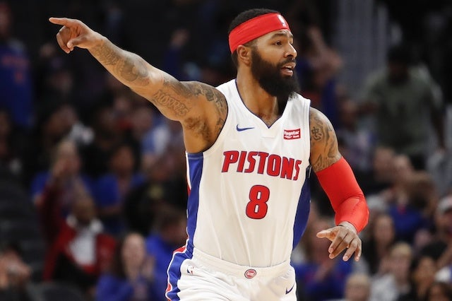 Markieff Morris agrees to buyout; will become a Laker