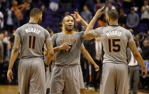 The Catastrophe That Was The 2015 Phoenix Suns