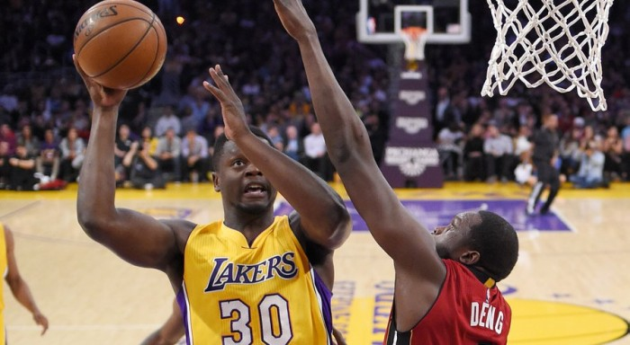 Los Angeles Lakers Chill Miami Heat In Overtime, 102-100
