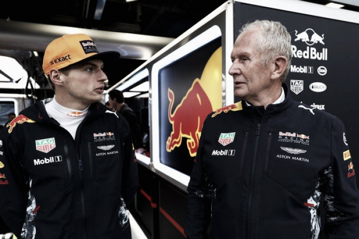 Marko abre la puerta a la entrada de Sainz en Renault