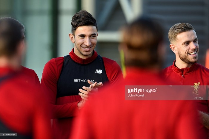 Is Marko Grujic set for a move to Huddersfield?