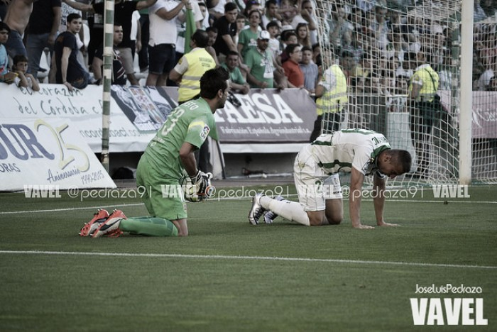 Markovic pone la sonrisa de nuevo al Córdoba CF