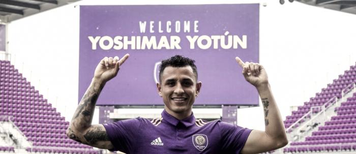 Yoshimar Yotún joins Orlando City as a Designated Player