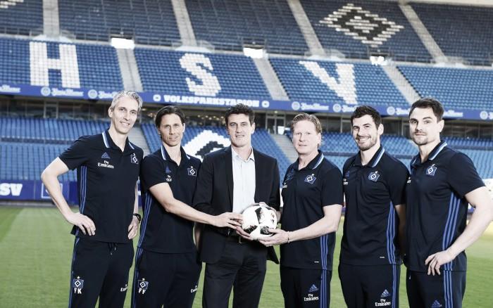Markus Gisdol estende vínculo com Hamburgo até 2019
