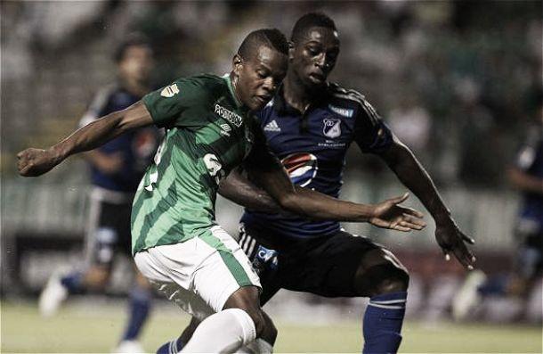 Millonarios, Liga Águila 2015-I: Deiver Machado
