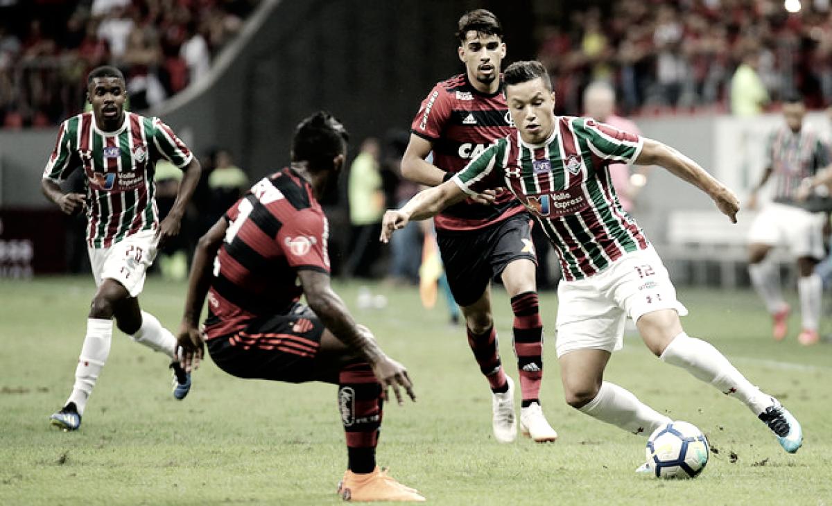 Marlon admite superioridade do Flamengo no clássico: ''Mereceram a vitória''