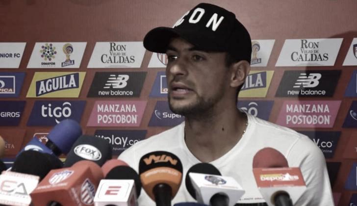 """Marlon Piedrahita: """"Luchamos por entrar en los ocho"""""""