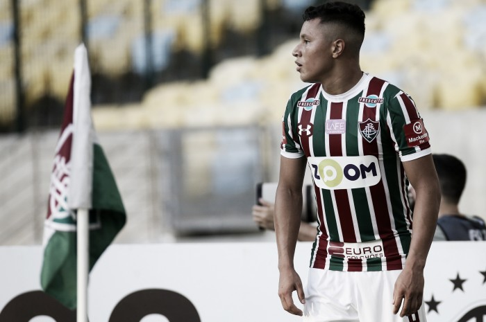"""Lateral Marlon reconhece 'apagão' no início em derrota para Sport: """"Não pode acontecer"""""""